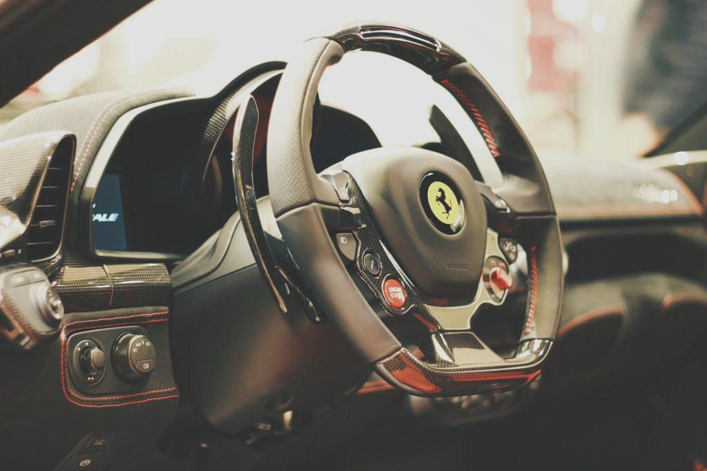 alquiler coches de lujo Madrid